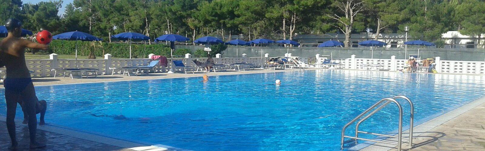 Villaggio Alga Blu - Piscina